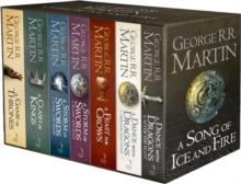 A GAME OF THRONES : THE STORY CONTINUES (COMPLETE SET OF ALL 7 BOOKS)
