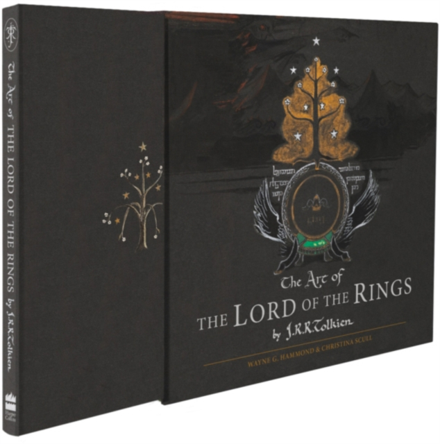 THE ART OF THE LORD OF THE RINGS 60TH ANNIVERSARY SLIPCASED EDITION