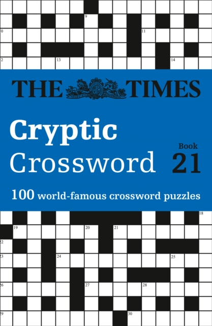 THE TIMES CRYPTIC CROSSWORD 21
