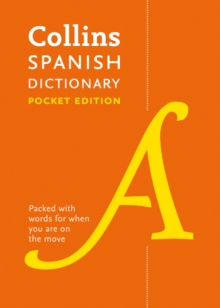 SPANISH POCKET DICTIONARY