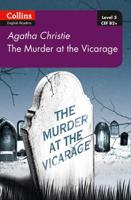MURDER AT THE VICARAGE (LEVEL 5 - B2+)