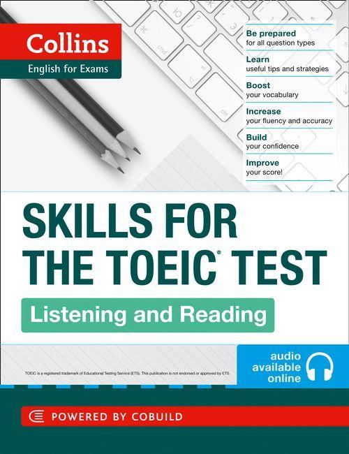 TOEIC LISTENING AND READING SKILLS : TOEIC 750+