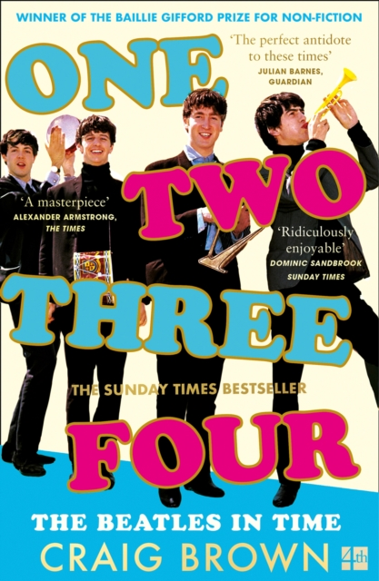 ONE TWO THREE FOUR THE BEATLES IN TIME
