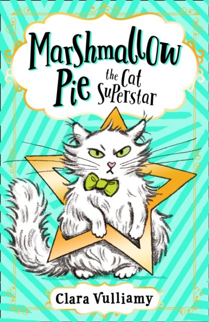 MARSHMALLOW PIE THE CAT SUPERSTAR : 1