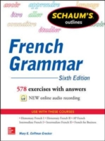 SCHAUM'S OUTLINE OF FRENCH GRAMMAR 6TH EDITION
