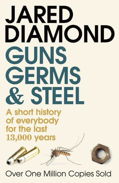 GUNS,GERMS AND STEEL