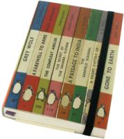 NOTEBOOK PENGUIN CLASSICS SPINES