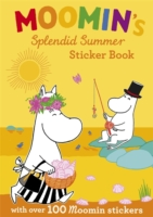 MOOMIN'S SPLENDID SUMMER STICKER BOOK