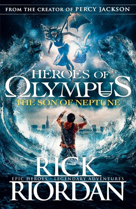 SON OF NEPTUNE, THE (HEROES OF OLYMPUS #2)