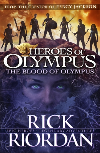 BLOOD OF OLYMPUS,THE