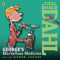 GEORGE'S MARVELLOUS MEDICINE-CD