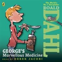 GEORGE'S MARVELLOUS MEDICINE-CD