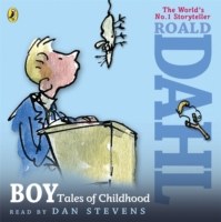 AUDIOBOOK - BOY