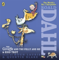 AUDIOBOOK - THE GIRAFFE AND THE PELLY AND ME / ESIO TROT