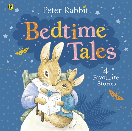 PETER RABBIT BED TIMES TALES