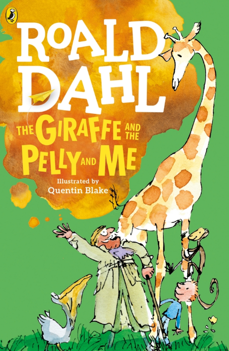 GIRAFFE AND THE PELLY AND ME, THE