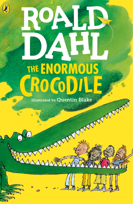 ENORMOUS CROCODILE, THE