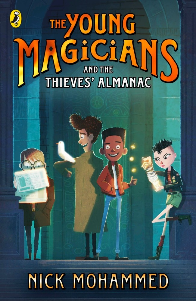 YOUNG MAGICIANS AND THE THIEVES' ALMANAC, THE