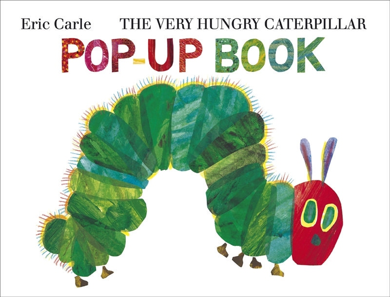 VERY HUNGRY CATERPILLAR POP-UP BOOK