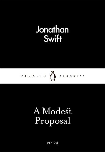 MODEST PROPOSAL, A