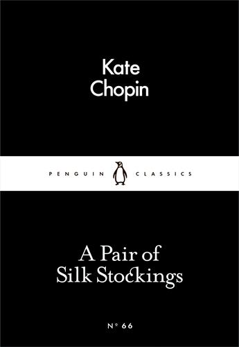 PAIR OF SILK STOCKINGS, A