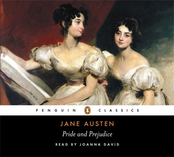AUDIOBOOK - PRIDE AND PREJUDICE