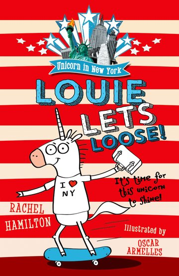 UNICORN IN NEW YORK : LOUIE LETS LOOSE!