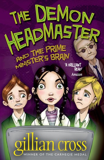 DEMON HEADMASTER AND THE PRIME MINISTER'S BRAIN, THE