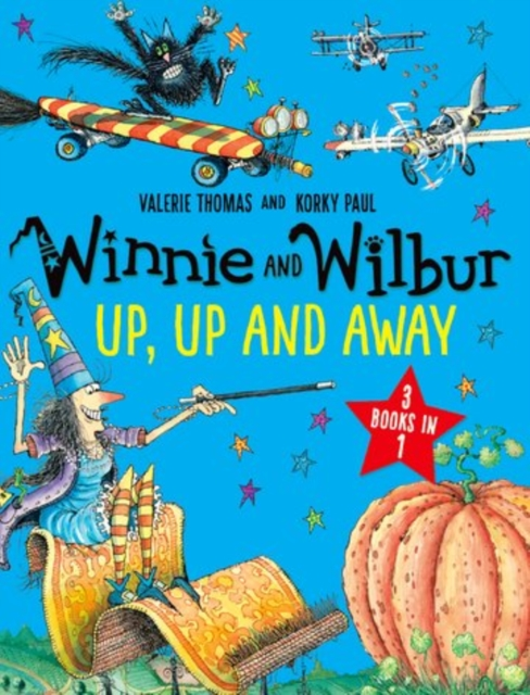 WINNIE AND WILBUR: UP, UP AND AWAY