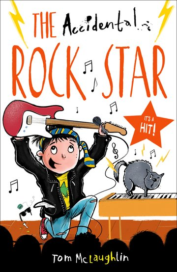 THE ACCIDENTAL ROCK STAR