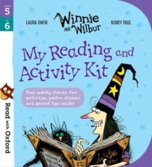 MY WINNIE AND WILBUR READING AND ACTIVITY KIT
