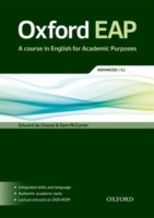 OXFORD EAP ADVANCED (C1) STUDENT'S BOOK AND DVD-ROM PACK