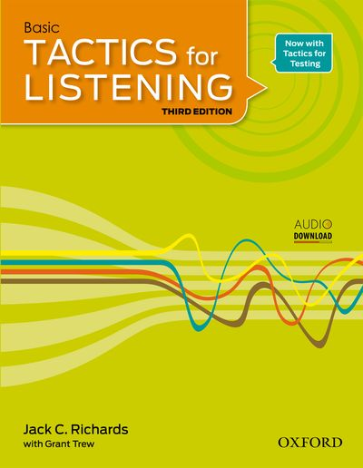 BASIC TACTICS FOR LISTENING (THIRD EDITION) STUDENT BOOK
