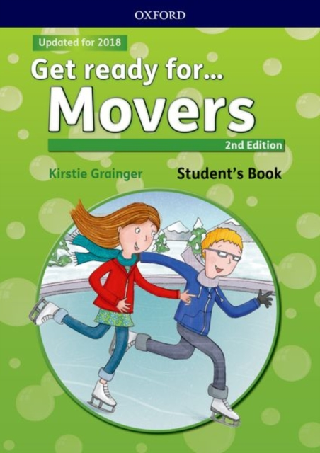 GET READY FOR MOVERS 2ND EDITION STUDENT'S BOOK WITH AUDIO