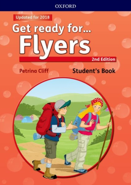 GET READY FOR FLYERS 2ND ED. STUDENT'S BOOK WITH AUDIO