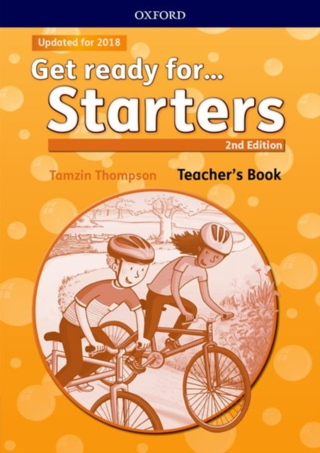 GET READY FOR STARTERS 2ND ED. TEACHER'S BOOK + CLASSROOM PRESENTATION TOOL
