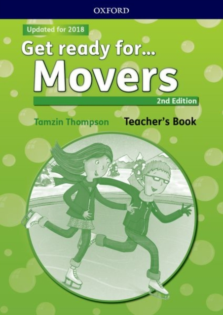 GET READY FOR MOVERS 2ND ED. TEACHER'S BOOK AND CLASSROOM PRESENTATION TOOL