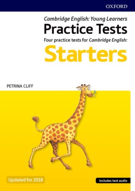 CAMBRIDGE ENGLISH QUALIFICATIONS YOUNG LEARNERS PRACTICE TESTS: PRE A1