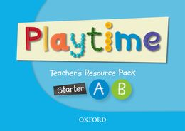 PLAYTIME TEACHER'S RESOURCE PACK