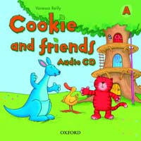 COOKIE AND FRIENDS A CLASS AUDIO CD (1)