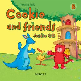 COOKIE AND FRIENDS B CLASS AUDIO CDS (1)