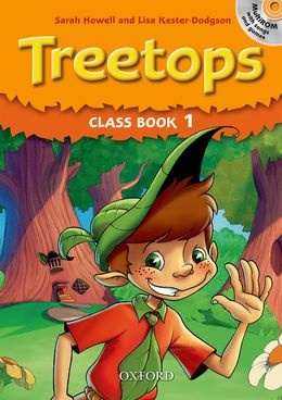 TREETOPS LEVEL 1 STUDENT BOOK PACK