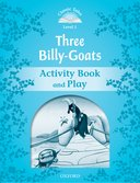 THREE BILLY-GOATS ACTIVITY BOOK AND PLAY (LEVEL 1)