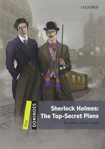 DOMINOES 1 - SHERLOCK HOLMES: THE TOP SECRET PLANS MULTIROM PACK