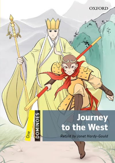 DOMINOES 1 - JOURNEY TO THE WEST