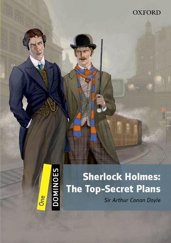 DOMINOES 1 - SHERLOCK HOLMES: THE TOP SECRET PLANS