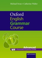 OXFORD ENGLISH GRAMMAR COURSE ADVANCED WITH KEY & CD-ROM