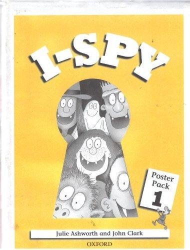 I-SPY 1 POSTER PACK