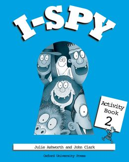 I-SPY 2 ACTIVITY BOOK