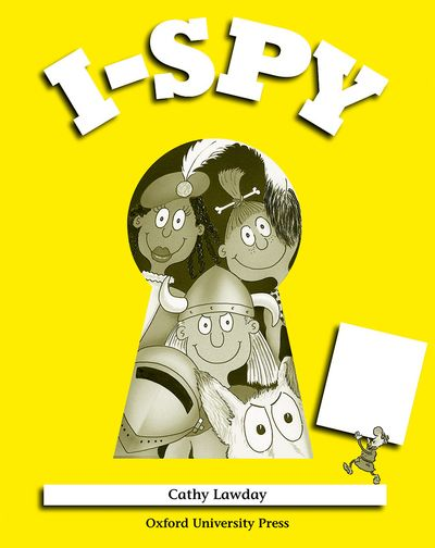 I-SPY 4 ACTIVITY BOOK